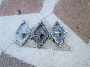 Metal armor weathering
