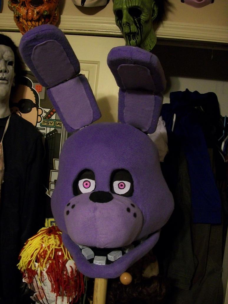 Bonnie the Bunny by FullmetalotakuDCK