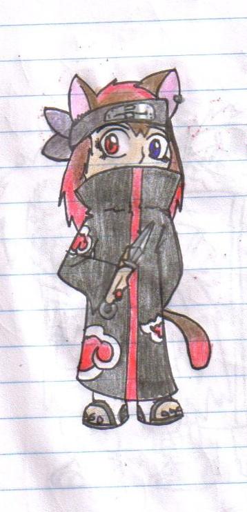 Kankuro's Girl- Akatsuki by FullmetalotakuDCK on DeviantArt