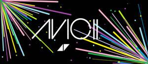 AVICII - logo