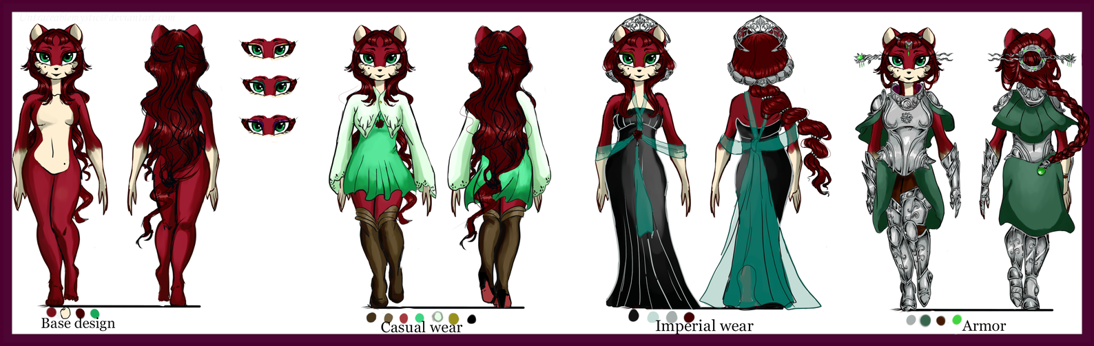 Yetta clothing reference by Untraceablemystic