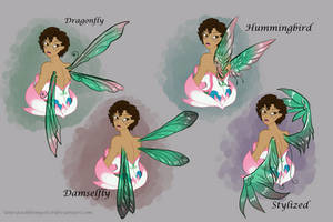 Wing concepts by Untraceablemystic