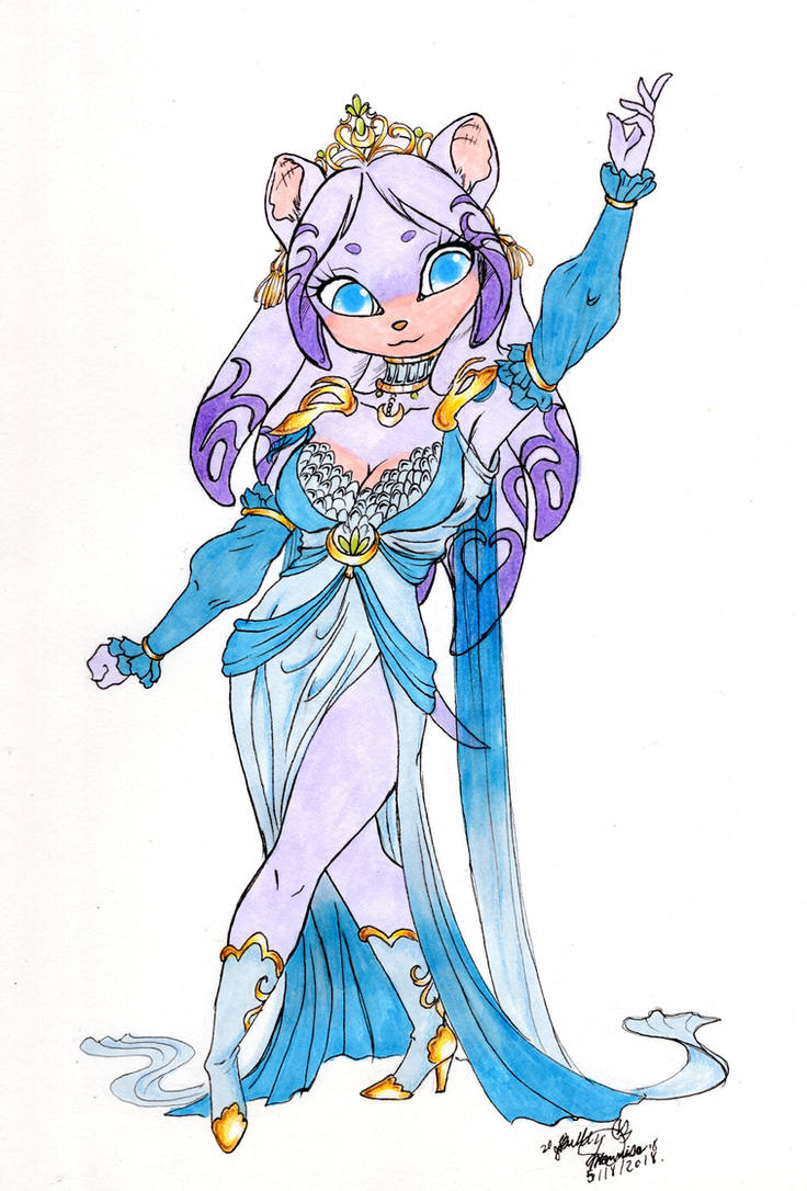 The lilac monarch by Untraceablemystic