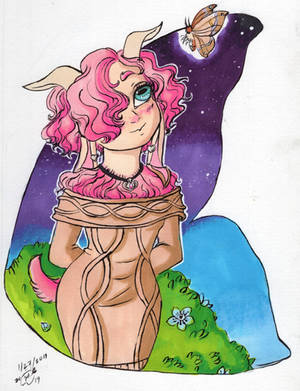 Moths And Mohair by Untraceablemystic