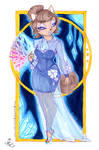 Crystal Magi by Untraceablemystic