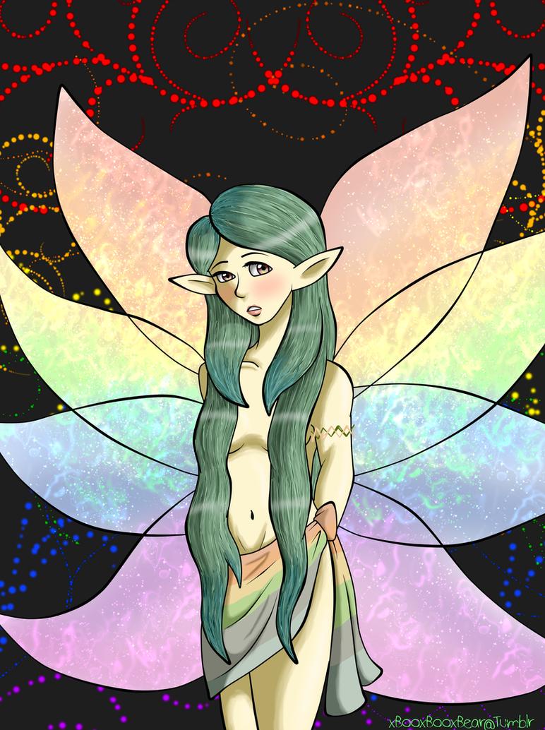 TP: Great Fairy by xBooxBooxBear