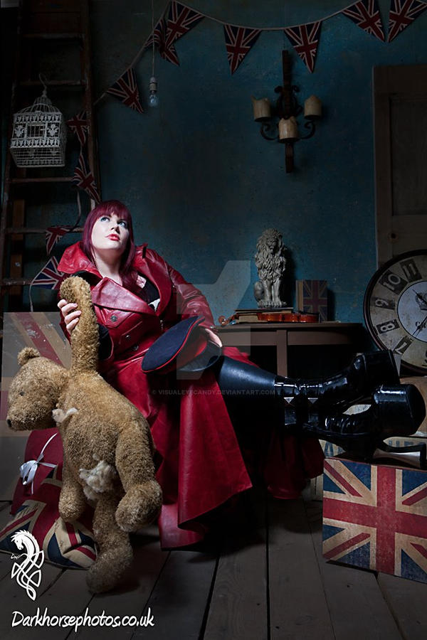 The Red Jacket By:Dark Horse Photography by VisualEyeCandy