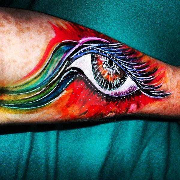 Body Painting By Samantha Wpg.com by VisualEyeCandy