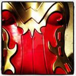 Super Woman Red SamanthaWpg.com