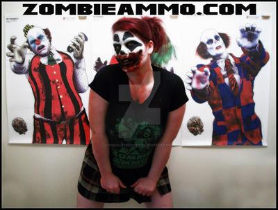 Zombie Ammo by VisualEyeCandy