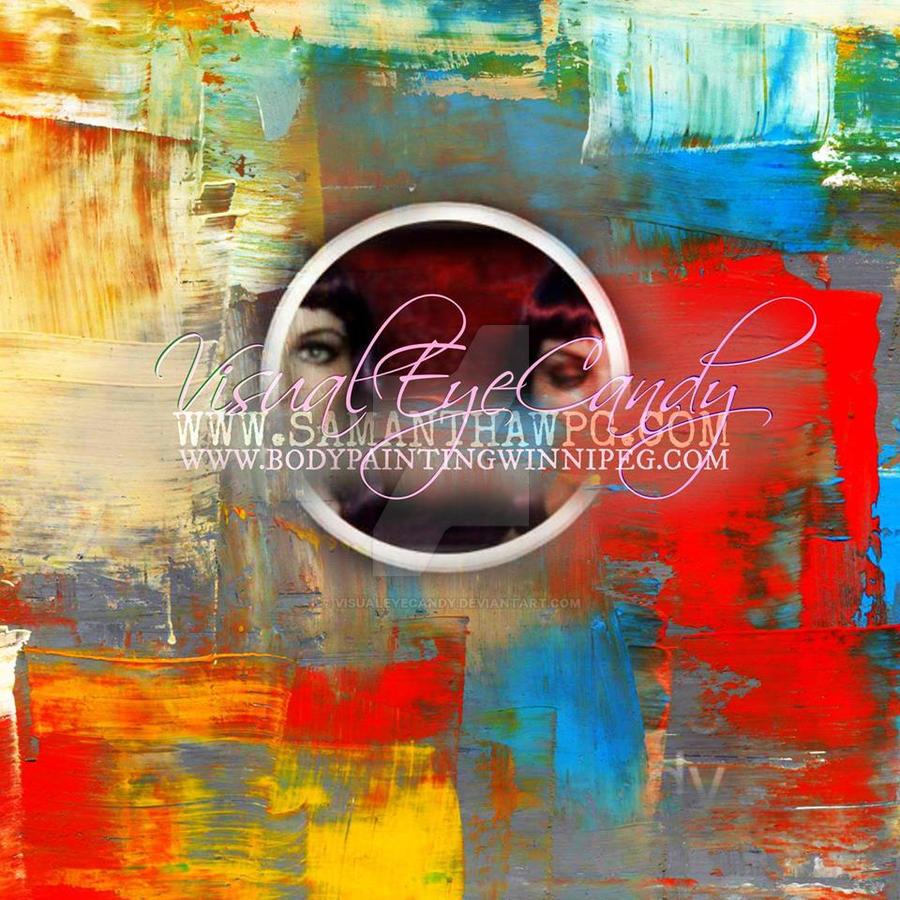 VisualEyeCandy Logo Header by VisualEyeCandy