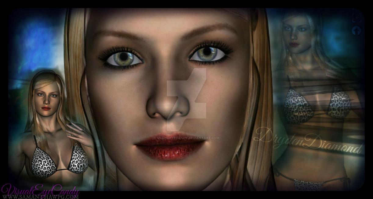 Promo Poster Fun 3D digital ar by samanthawpg by VisualEyeCandy