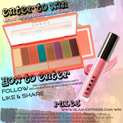 Glam.Express.com Makeup Give Away Nov 2015 by VisualEyeCandy