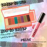 Glam.Express.com Makeup Give Away Nov 2015