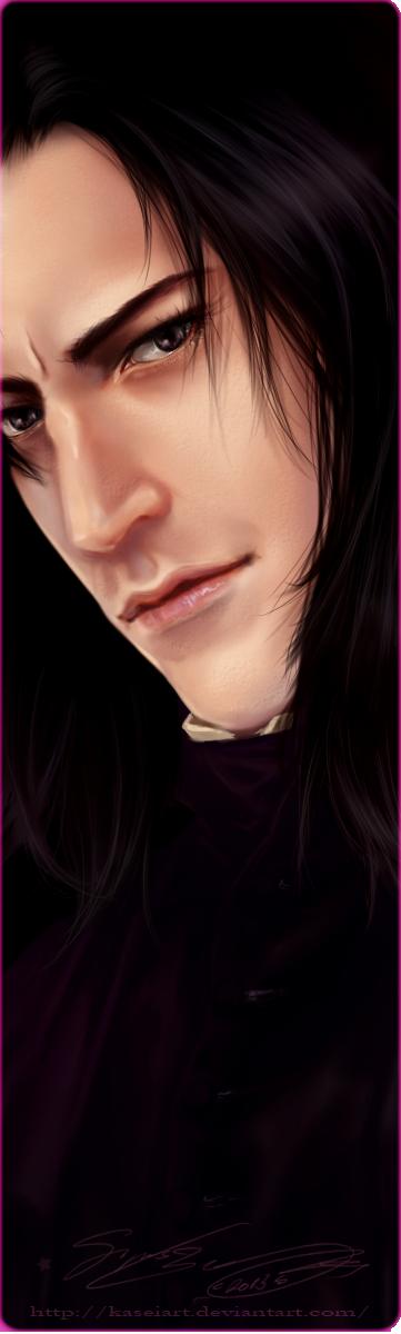 Severus Snape 2013