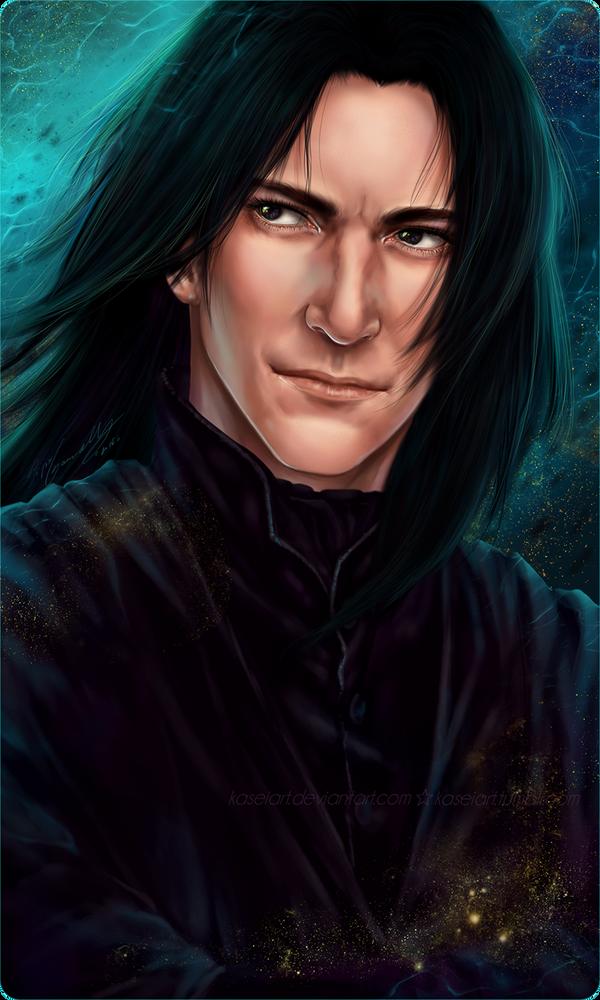 Severus Snape 2016