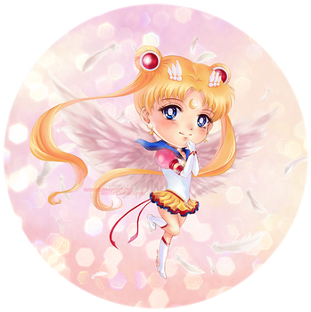Eternal Sailor Moon by KaseiArt