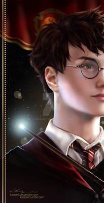 Harry Potter Bookmark -2018-