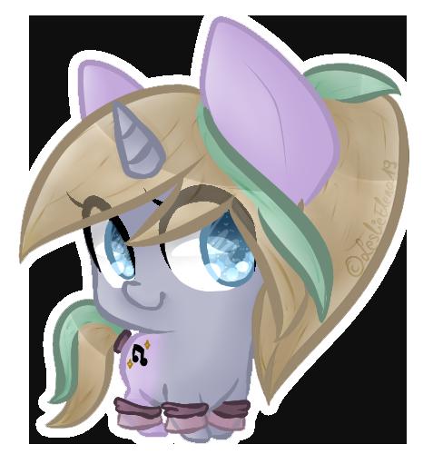 [PONY] Cute chibi Lea by LeslieElena19