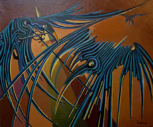 Crows3 by robverheyen