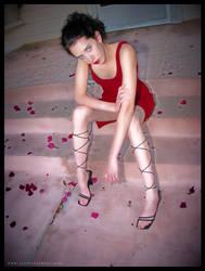 Elizabeth Steps Stoney Glance by aidyen