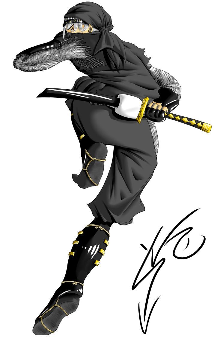 manga ninja