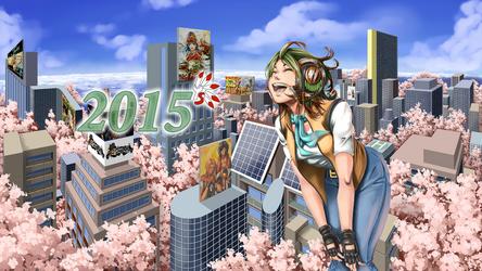 Spring 2015 by Ynho-sama