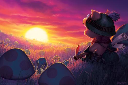 Teemo: Field of Dreams