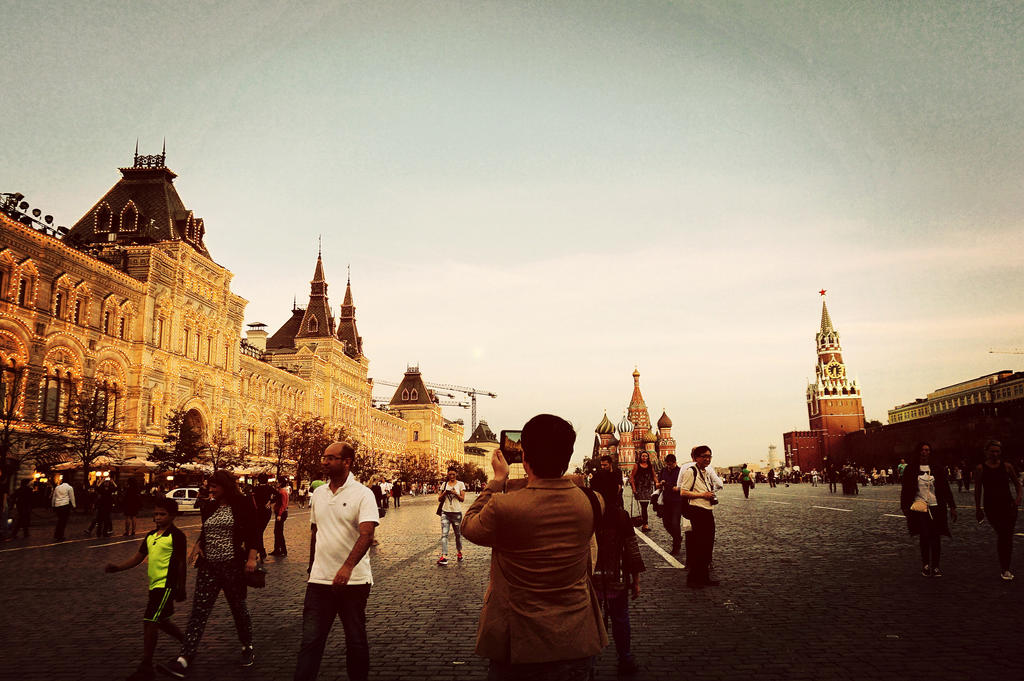 Good evening Russia by pueng2311