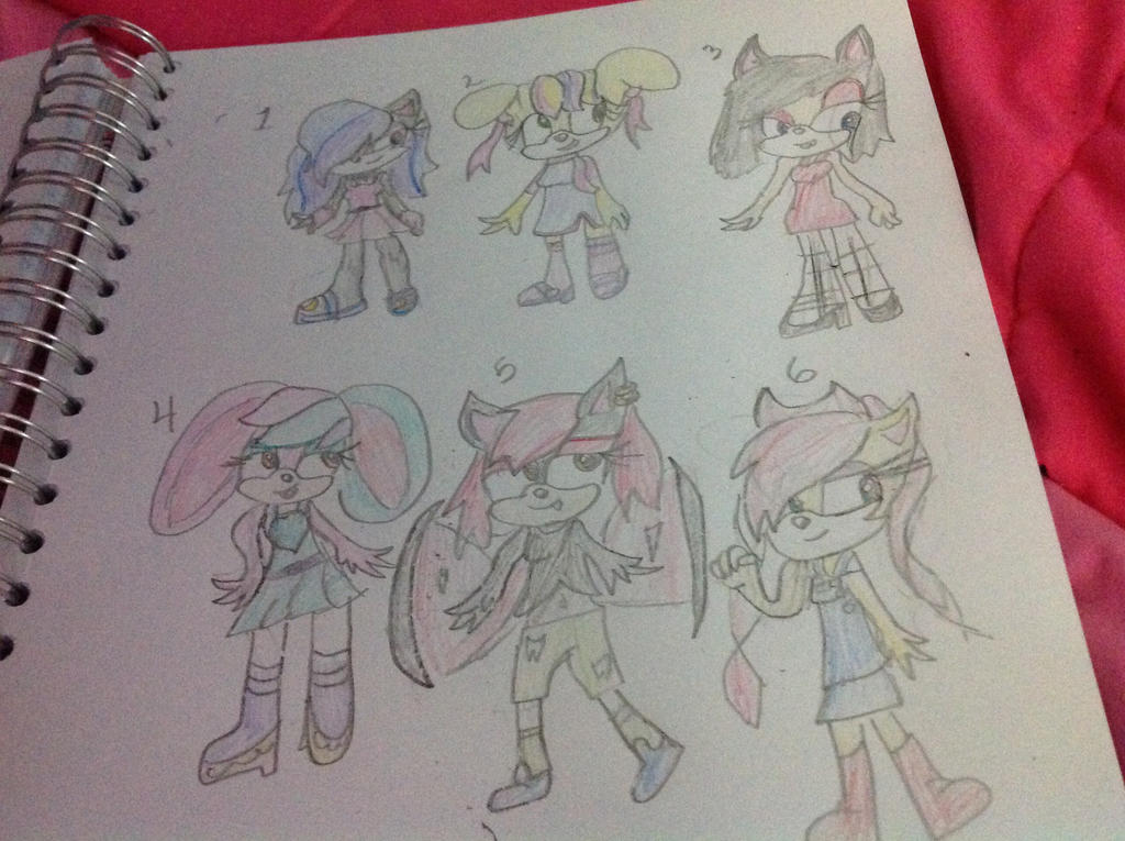 Sonic Adopts [OPEN] by ShimmeringDaylight