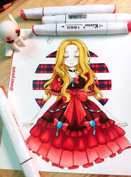 Lolita Girl by Meryosie