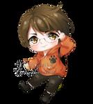 [Chibi Commission] Mr.Bi by Meryosie