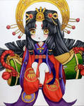 Kaguya Hime from Onmyoji