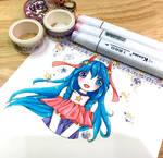 Little Star by Meryosie