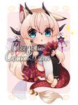 [Commission] Rehema by Meryosie