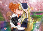 [+Video] Commission - Sweet Love Story by Meryosie