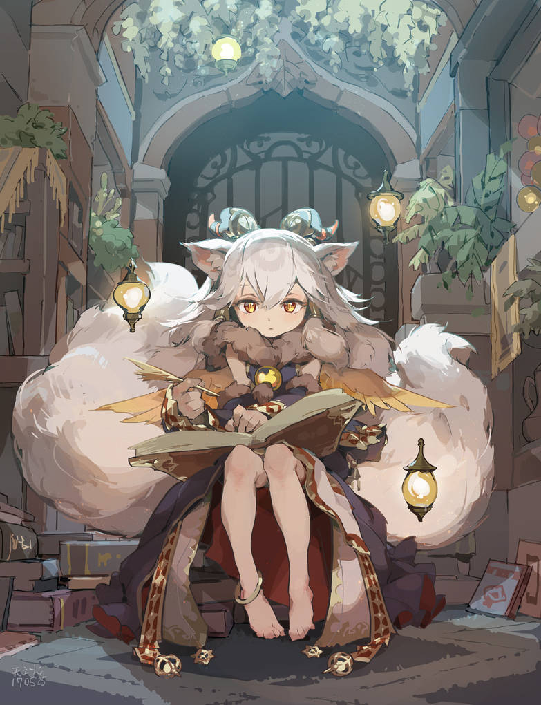 Puzzle and Dragons - Ilmina
