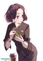 Difficult lunch by nnnnoooo007