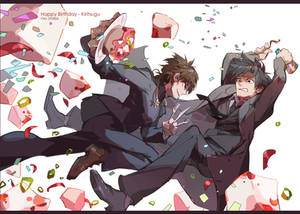 happy birthday kiritsugu