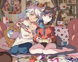 KURO AND ROKU