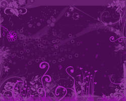 wallpaper purple by Phatestroke