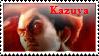Kazuya Mishima stamp by JedahDohmaPC