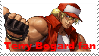 Terry Bogard Fan by GhostlyCandi