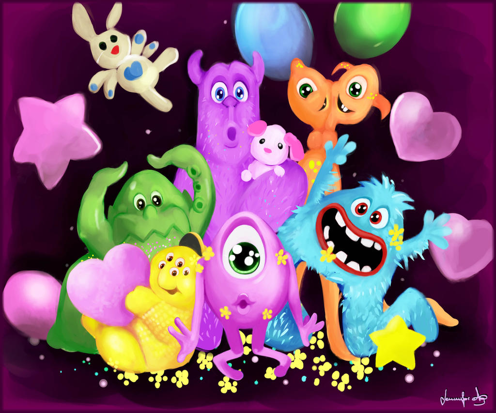 sulley with ok on sulleyfans deviantart