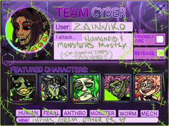 [ART FIGHT 2021 ID] by Zainniko