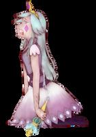 After the Battle - Queen Moon Svtfoe by Frogye-Wan