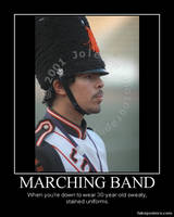 Marching is... by DigiOrchid