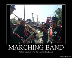 Marching Band is... by DigiOrchid