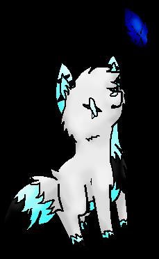 Chibi Frost by KyuubiRawrz
