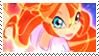 Bloom Believix Transform Stamp